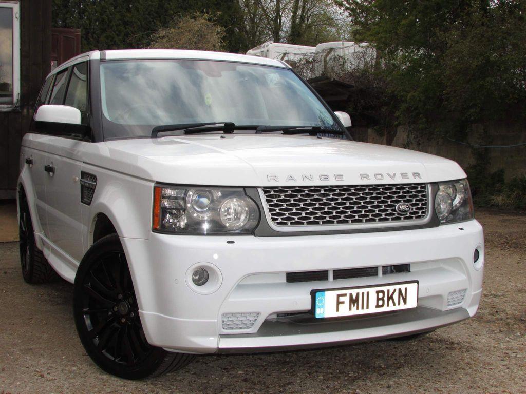 Land Rover Range Rover Sport SUV 3.0 TD V6 Autobiography Sport 5dr