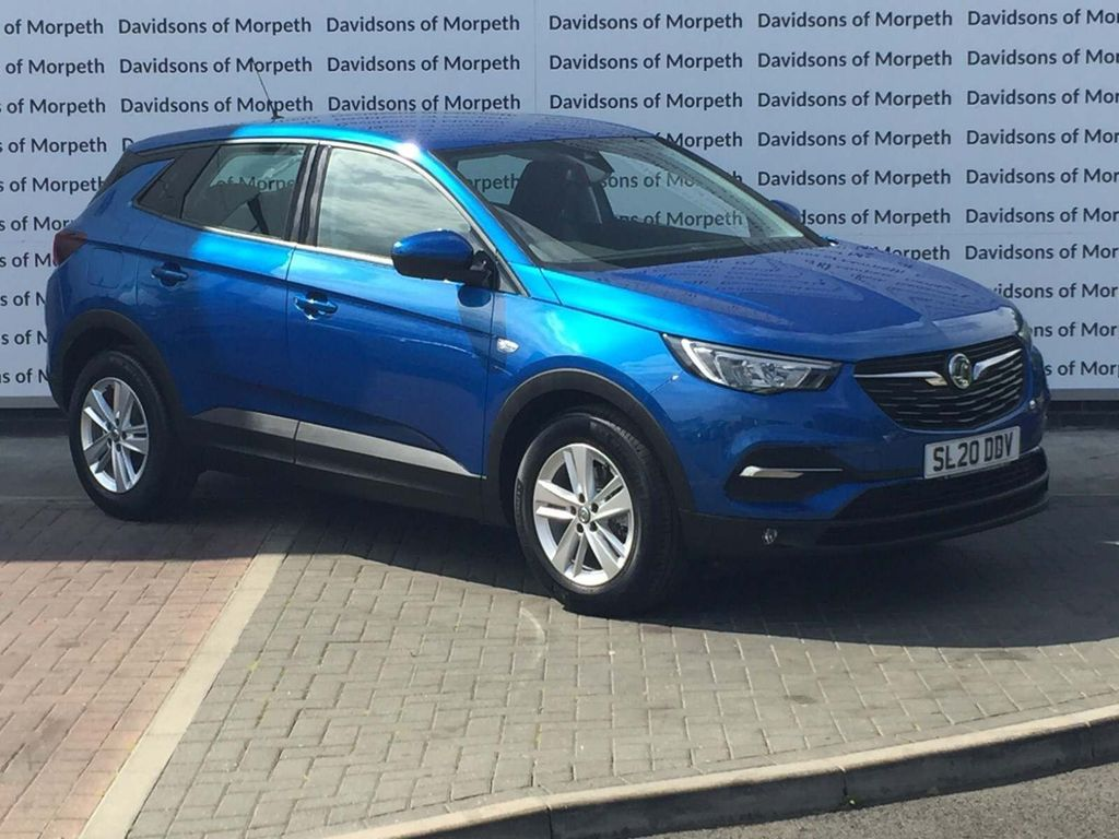 Vauxhall Grandland X SUV 1.5 Turbo D BlueInjection SE (s/s) 5dr