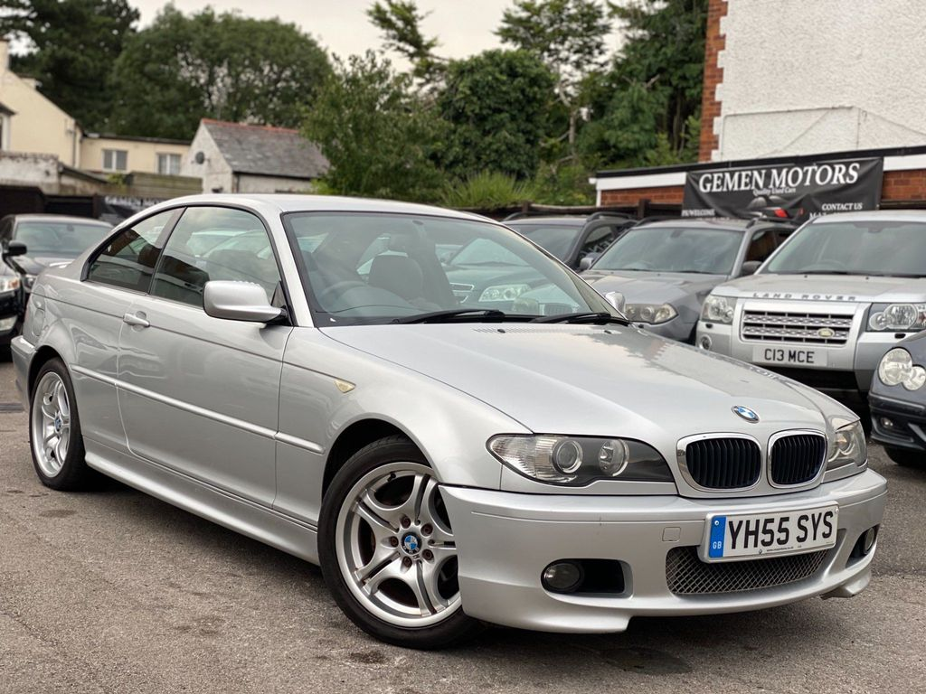 BMW 3 Series Coupe 2.0 318Ci M Sport 2dr