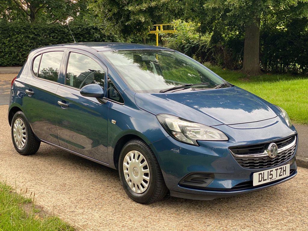 Vauxhall Corsa Hatchback 1.2i Life 5dr