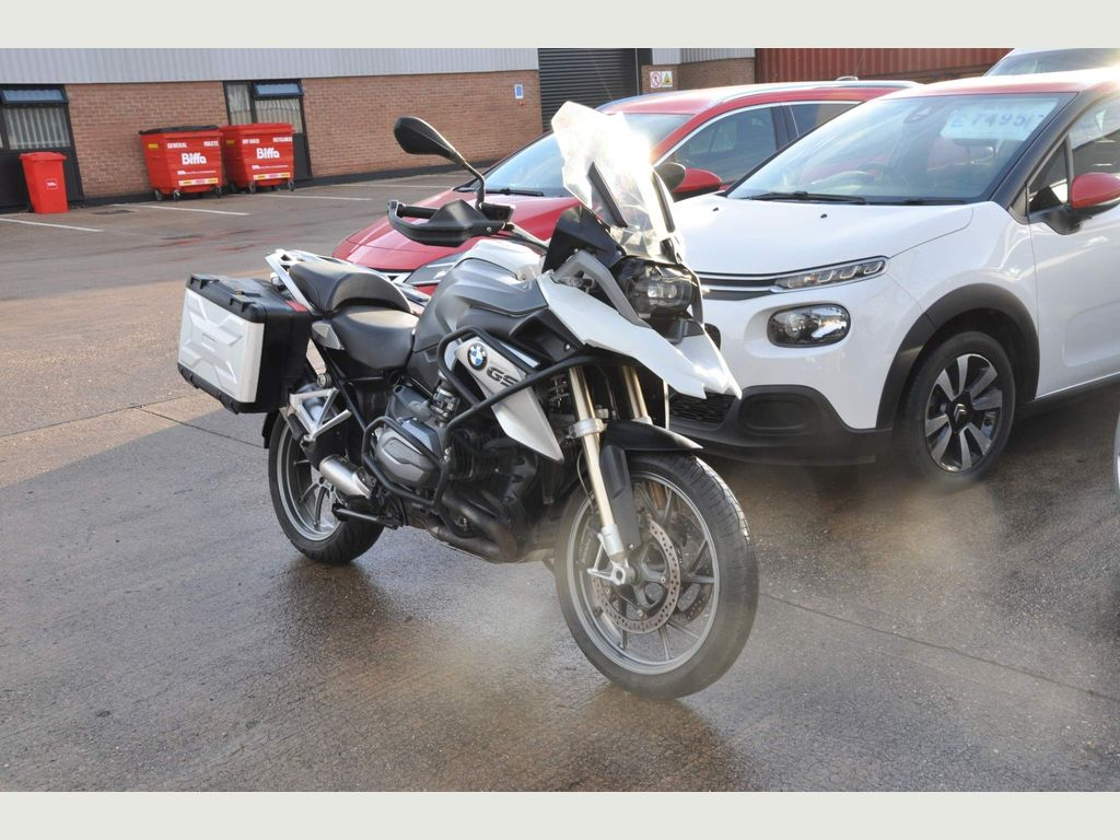 BMW R1200GS Unlisted