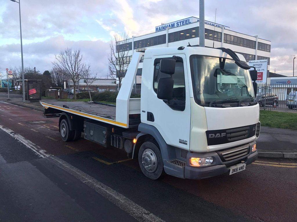 DAF LF Vehicle Transporter FA 45.160 FB