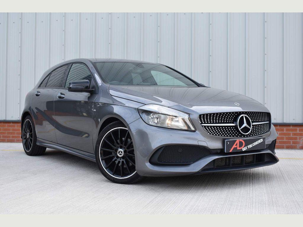 Mercedes-Benz A Class Hatchback 2.1 A200d AMG Line 7G-DCT (s/s) 5dr