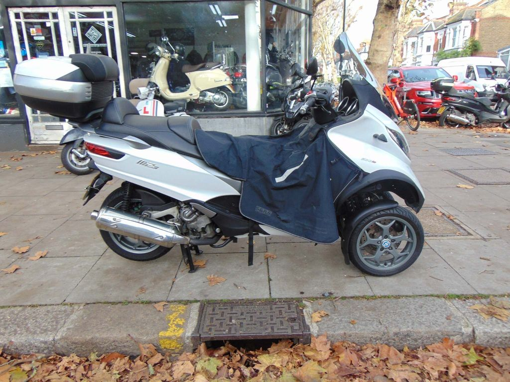 Piaggio MP3 Three Wheeler 500 500 LT Business ABS Three Wheeler