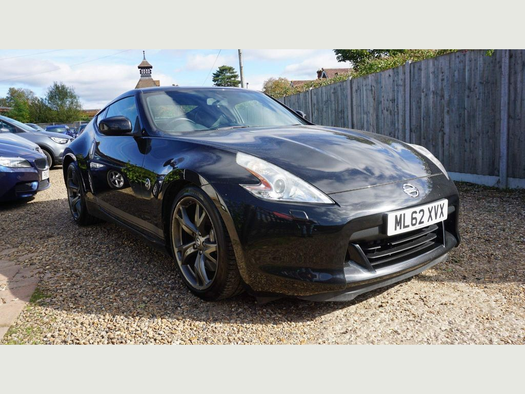 Nissan 370 Z Coupe 3.7 V6 GT Edition Auto 3dr