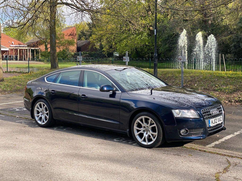 Audi A5 Hatchback 2.0 TFSI SE Sportback S Tronic quattro 5dr