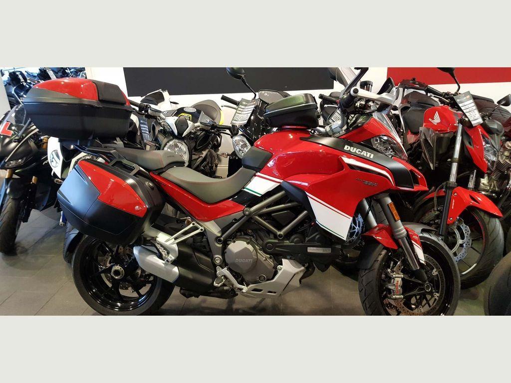 Ducati Multistrada 1260 Adventure S ABS