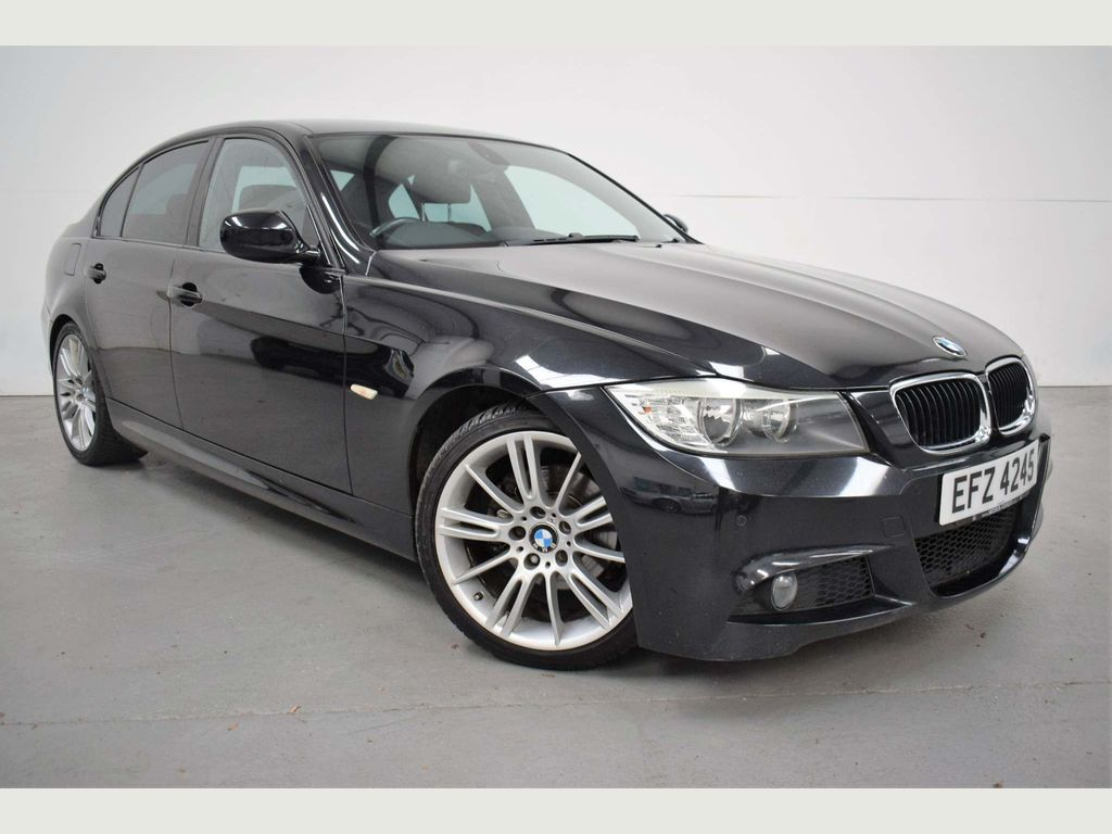 BMW 3 Series Saloon 2.0 318i M Sport Business Edition 4dr