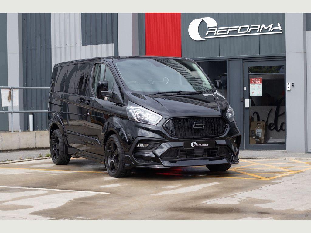 Ford Tourneo Custom Minibus 2.0 310 EcoBlue Sport Auto L1 EU6 (s/s) 5dr (8 Seat)