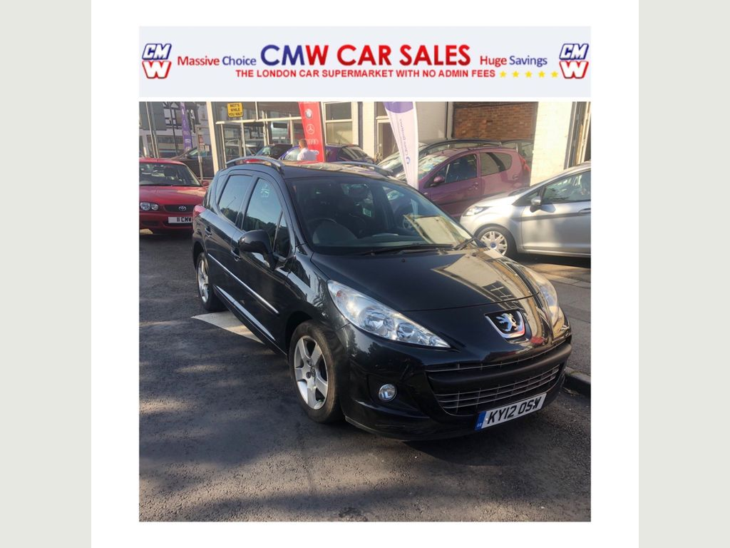 PEUGEOT 207 SW Estate 1.6 VTi Allure 5dr