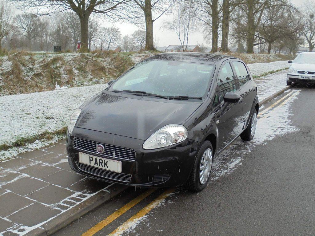 Fiat Grande Punto Hatchback 1.4 8v Active 5dr