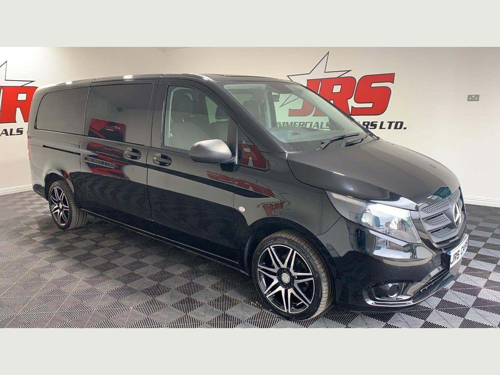 Mercedes-Benz Vito Other 2.1 114 CDi BlueTEC SELECT Tourer G-Tronic+ RWD L3 EU6 (s/s) 5dr