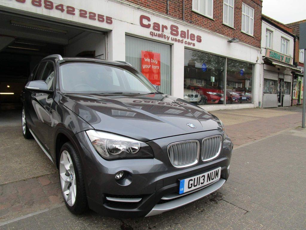 BMW X1 SUV 2.0 20i xLine Auto xDrive 5dr