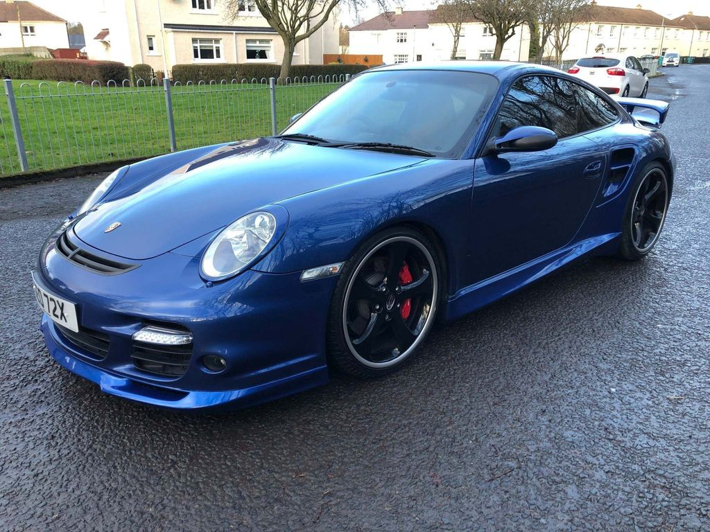 Porsche 911 Coupe 3.6 997 Turbo AWD 2dr
