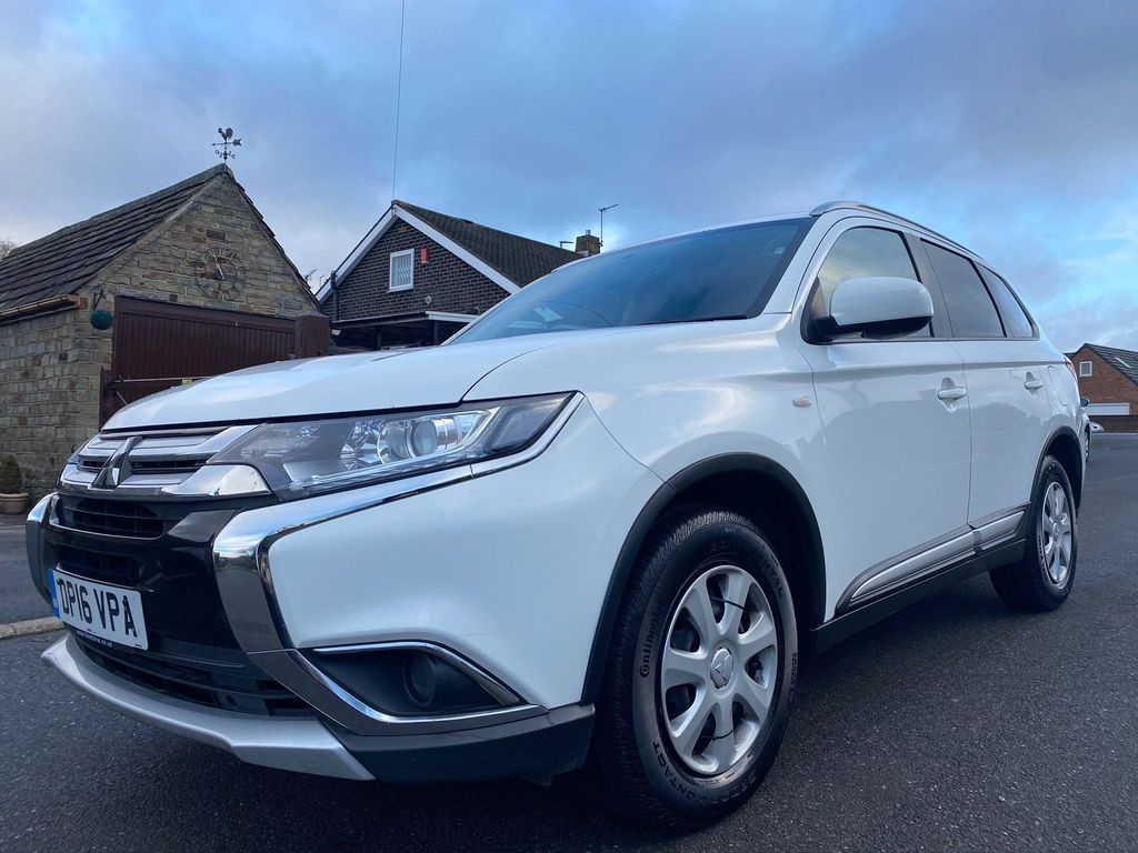 Mitsubishi Outlander Other 2.2 DI-D GX1 4Work 4WD EU6 (s/s) 5dr
