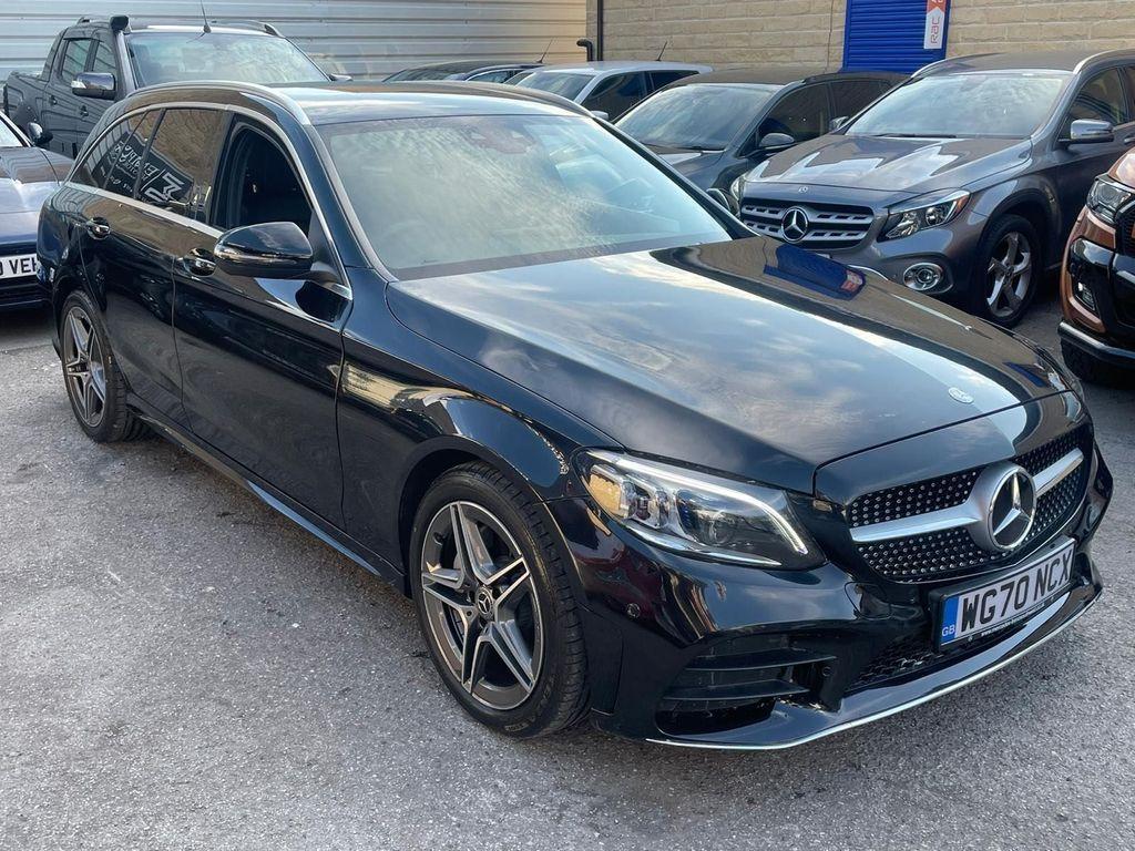 Mercedes-Benz C Class Estate 2.0 C220d AMG Line Edition G-Tronic+ (s/s) 5dr