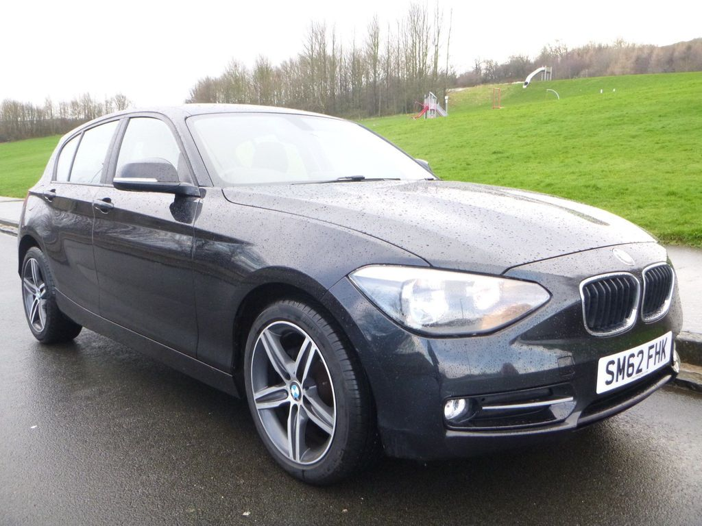 BMW 1 Series Hatchback 1.6 114i Sport Sports Hatch 5dr