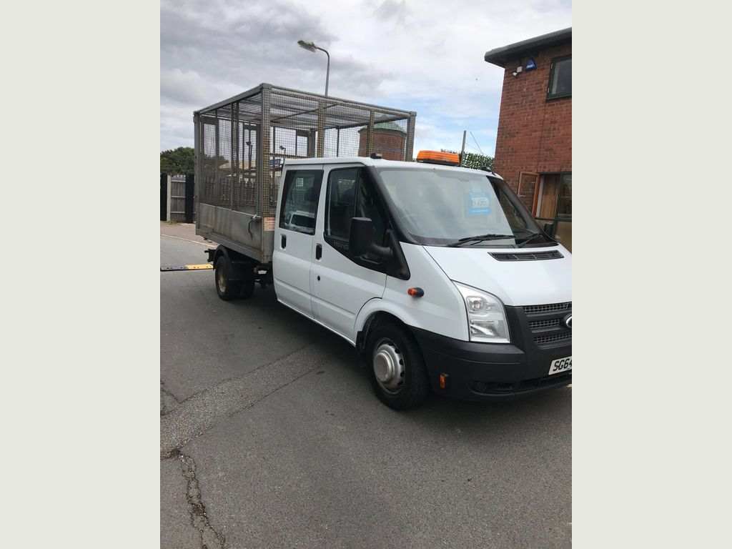 Ford Unlisted Tipper 350 T125
