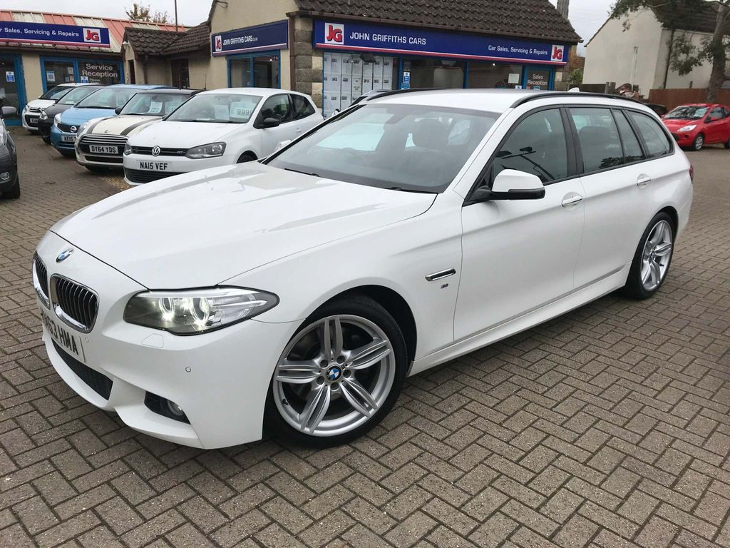 BMW 5 Series Estate 3.0 530d M Sport Touring 5dr
