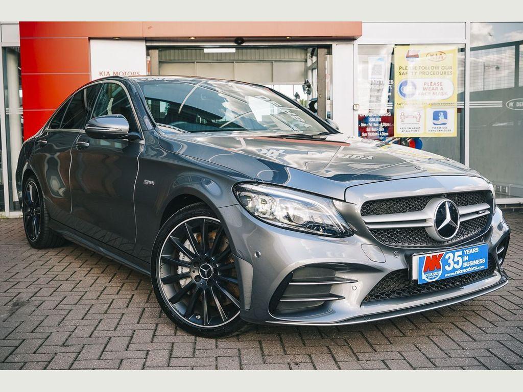 Mercedes-Benz C Class Saloon 3.0 C43 V6 AMG Edition (Premium Plus) G-Tronic+ 4MATIC (s/s) 4dr