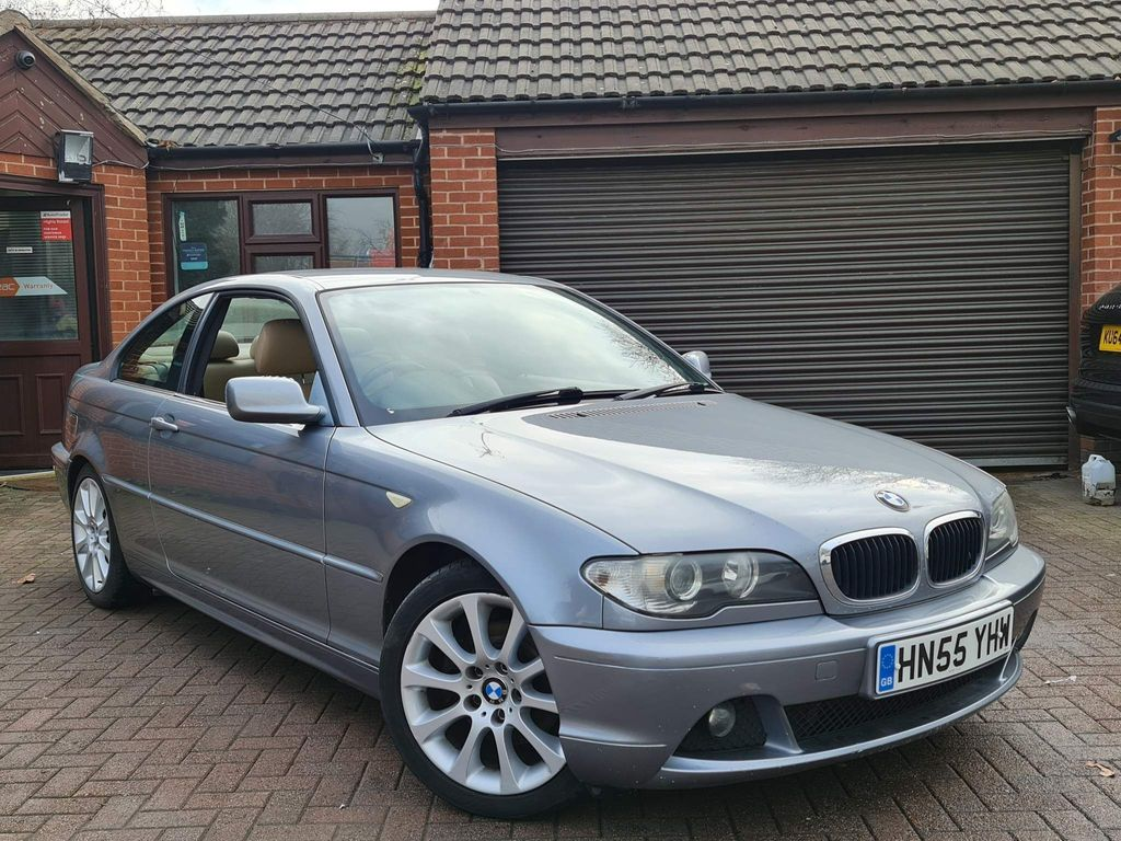 BMW 3 Series Coupe 2.0 320Cd ES 2dr