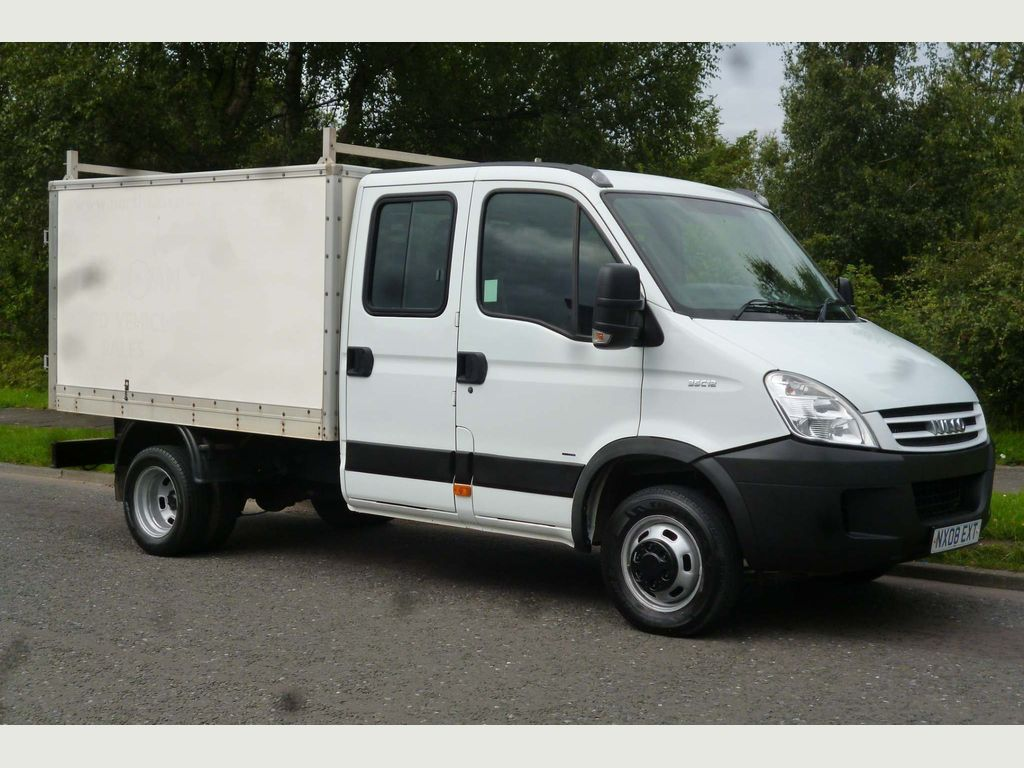 IVECO DAILY Unlisted 2.3td 35c12 box 4dr man(Lwb)(116)