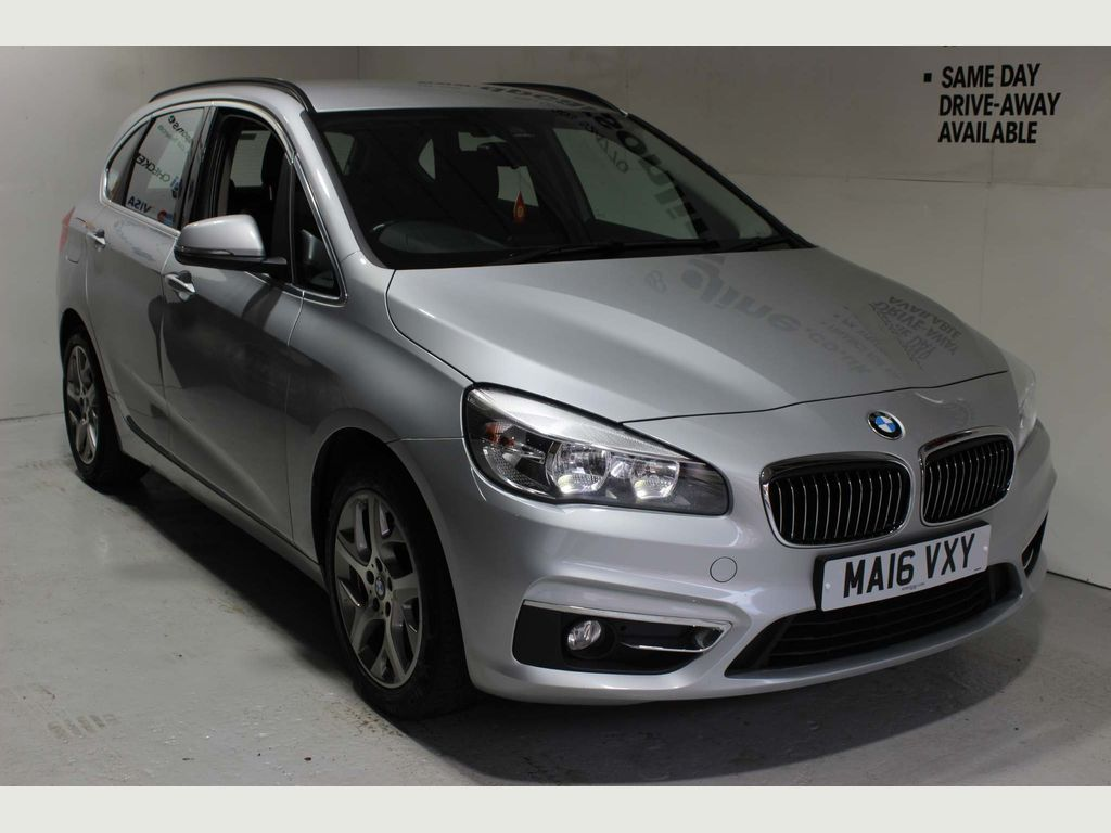 BMW 2 Series Active Tourer MPV 1.5 218i Luxury Active Tourer (s/s) 5dr