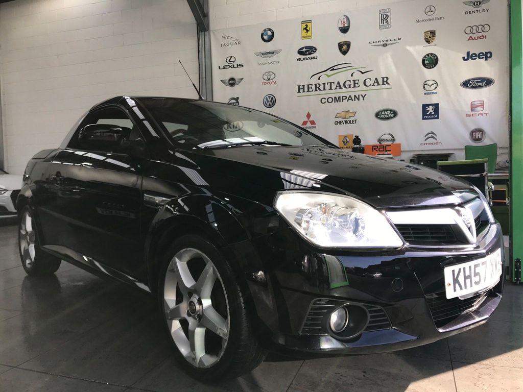 Vauxhall Tigra Convertible 1.8 i 16v Exclusiv 2dr (a/c)
