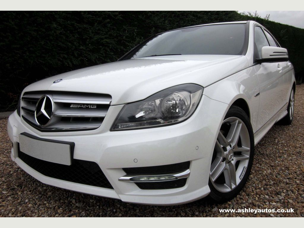 Mercedes-Benz C Class Saloon 2.1 C220 CDI AMG Sport Edition 7G-Tronic Plus 4dr