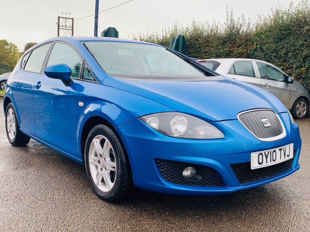 SEAT Leon Hatchback 1.6 TDI CR Ecomotive CR SE 5dr