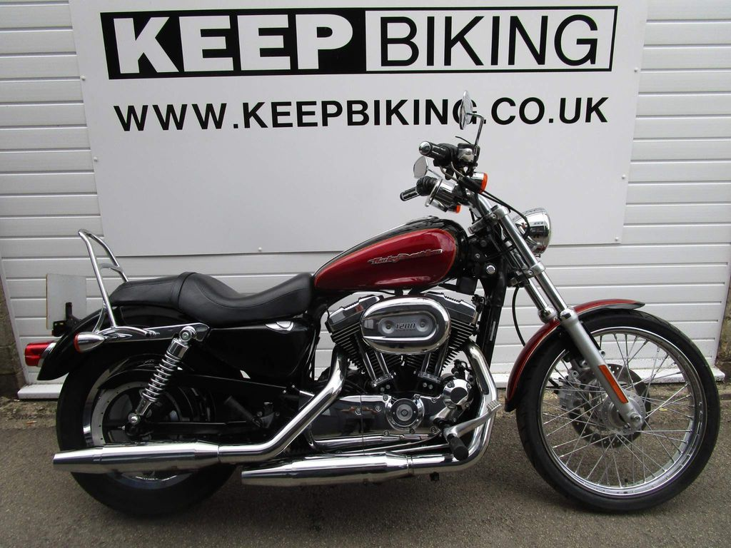 Harley-Davidson Sportster Naked 1200 XL C