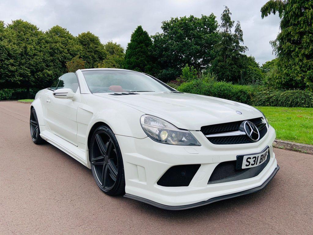 Mercedes-Benz SL Class Convertible 5.4 SL55 Kompressor AMG 2dr