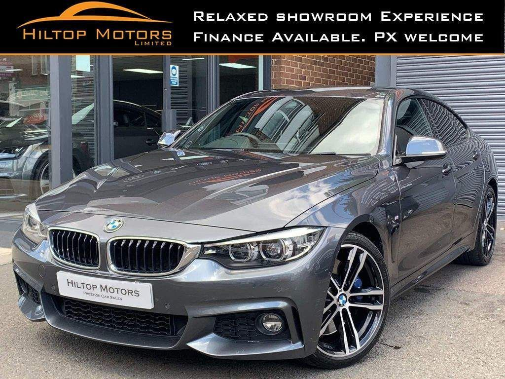 BMW 4 Series Gran Coupe Hatchback 2.0 430i M Sport Gran Coupe Sport Auto (s/s) 5dr