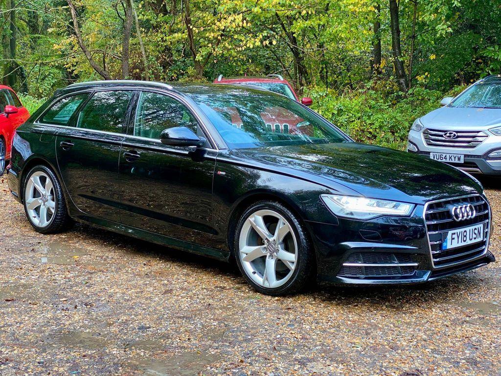 Audi A6 Avant Estate 1.8 TFSI S line Avant S Tronic (s/s) 5dr