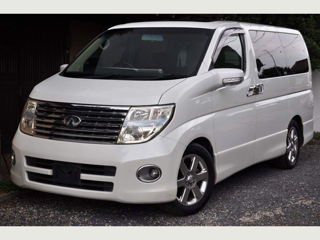 Nissan Elgrand MPV HIGHWAY STAR SUNROOFS FRESH IMPORT
