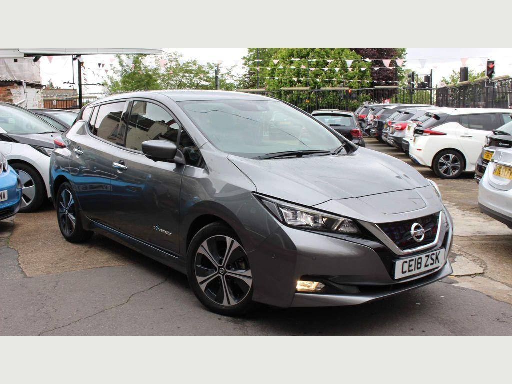 Nissan Leaf Hatchback 40kWh Tekna Auto 5dr