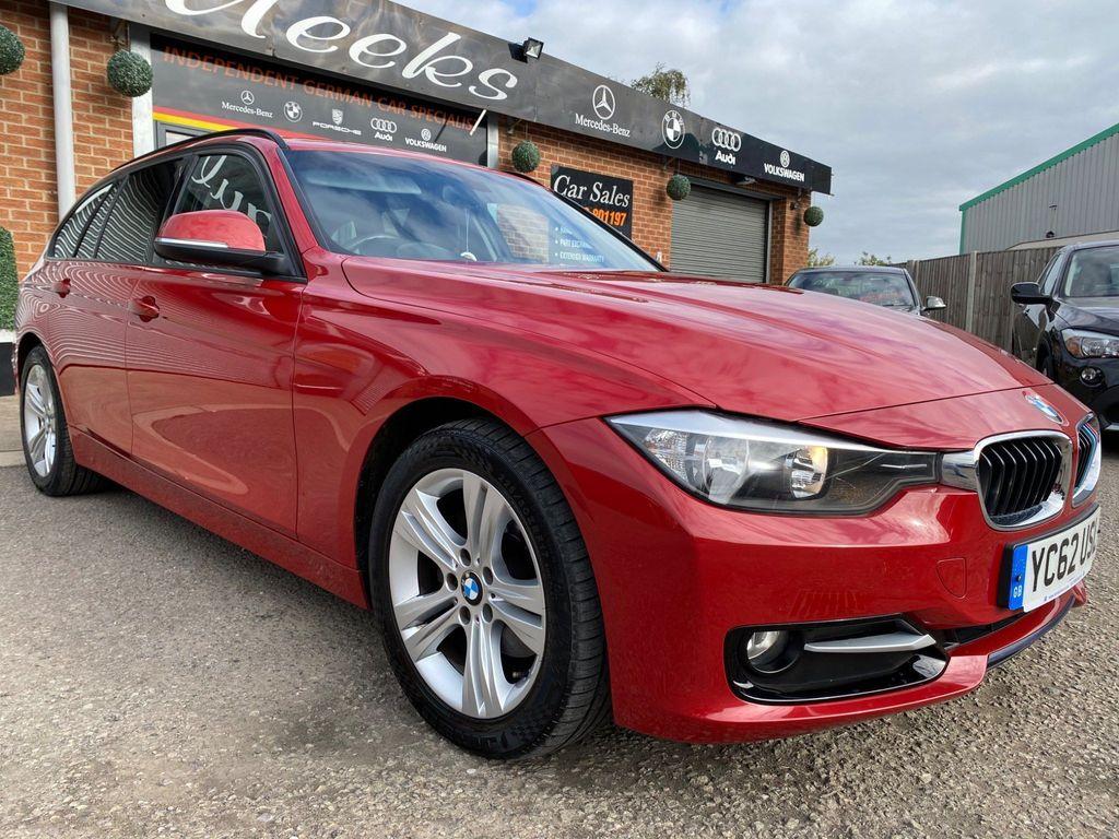 BMW 3 Series Estate 2.0 320d Sport Touring (s/s) 5dr