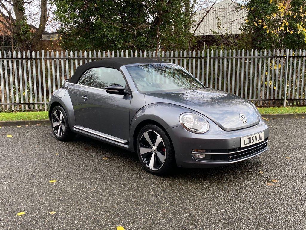 Volkswagen Beetle Convertible 2.0 TSI BlueMotion Tech Sport Cabriolet DSG (s/s) 2dr