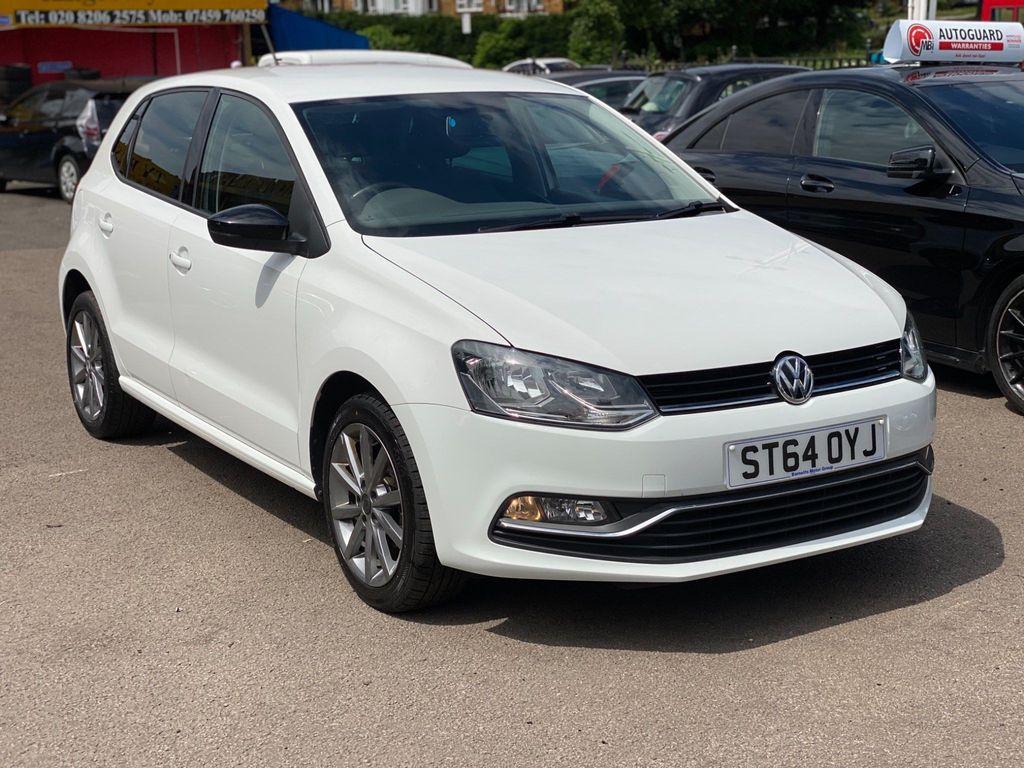 Volkswagen Polo Hatchback 1.2 TSI BlueMotion Tech SE Design (s/s) 5dr
