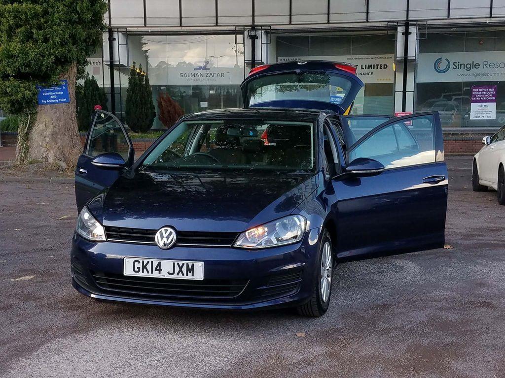 Volkswagen Golf Hatchback 1.2 TSI S (s/s) 5dr