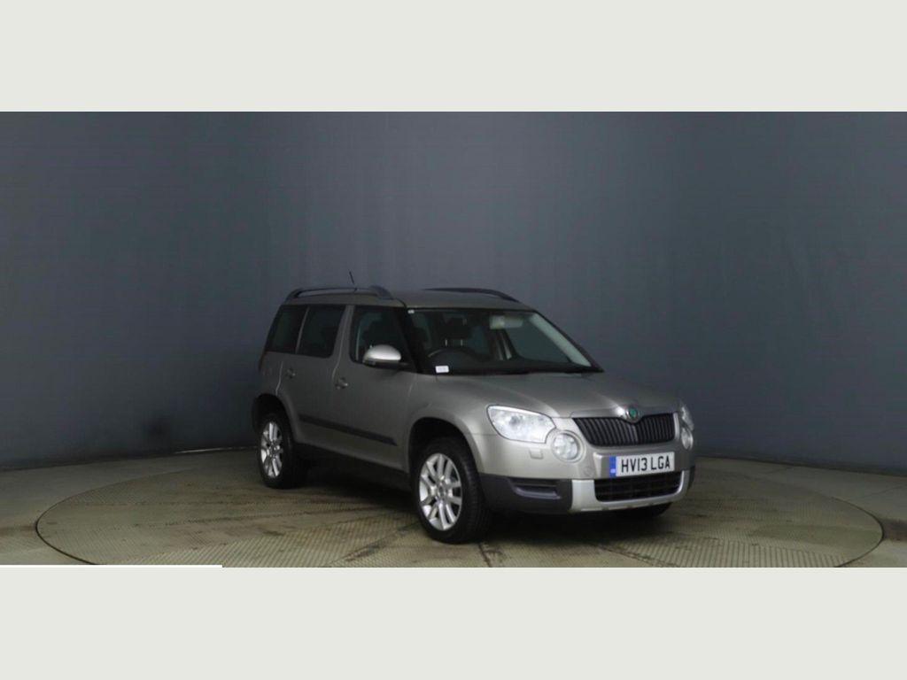 SKODA Yeti SUV 1.2 TSI Elegance 5dr - ULEZ