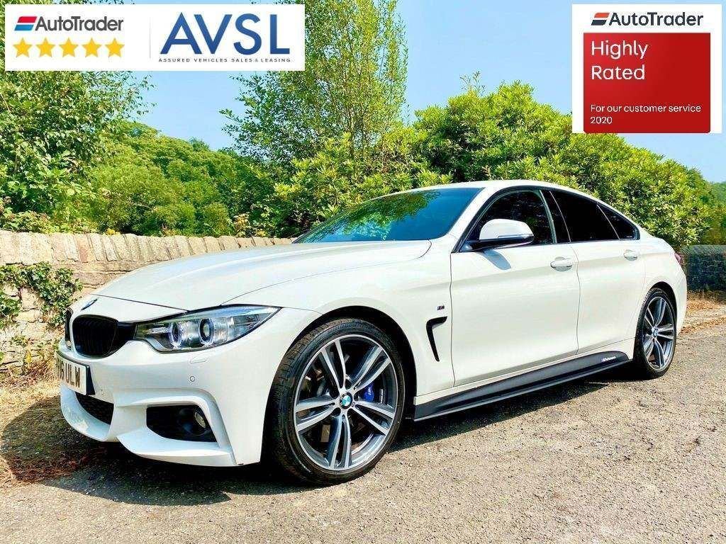 BMW 4 Series Gran Coupe Saloon 3.0 435i M Sport Gran Coupe (s/s) 5dr