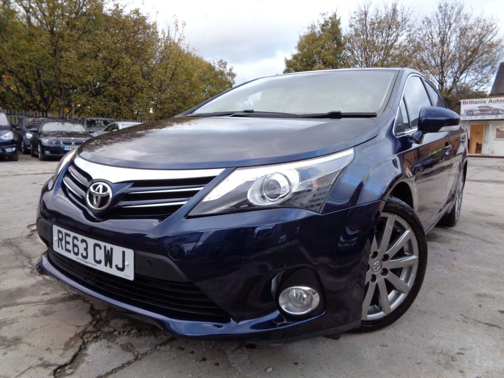 Toyota Avensis Saloon 2.2 D-CAT Excel 4dr