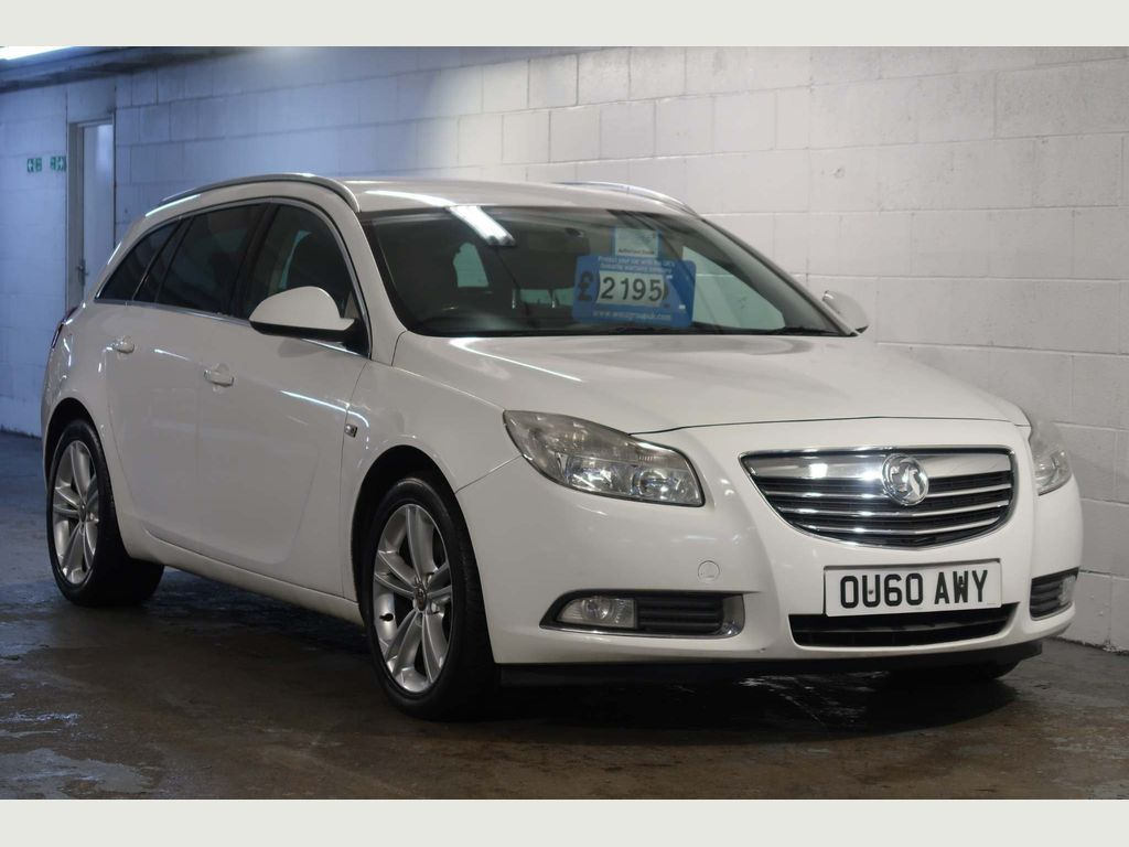 Vauxhall Insignia Estate 2.0 i 16v Turbo SRi 4x4 5dr