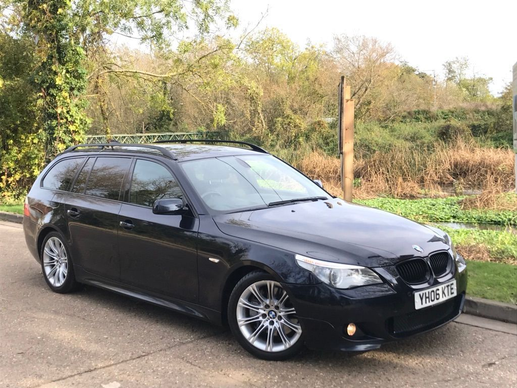 BMW 5 Series Estate 4.8 550i M Sport Touring 5dr