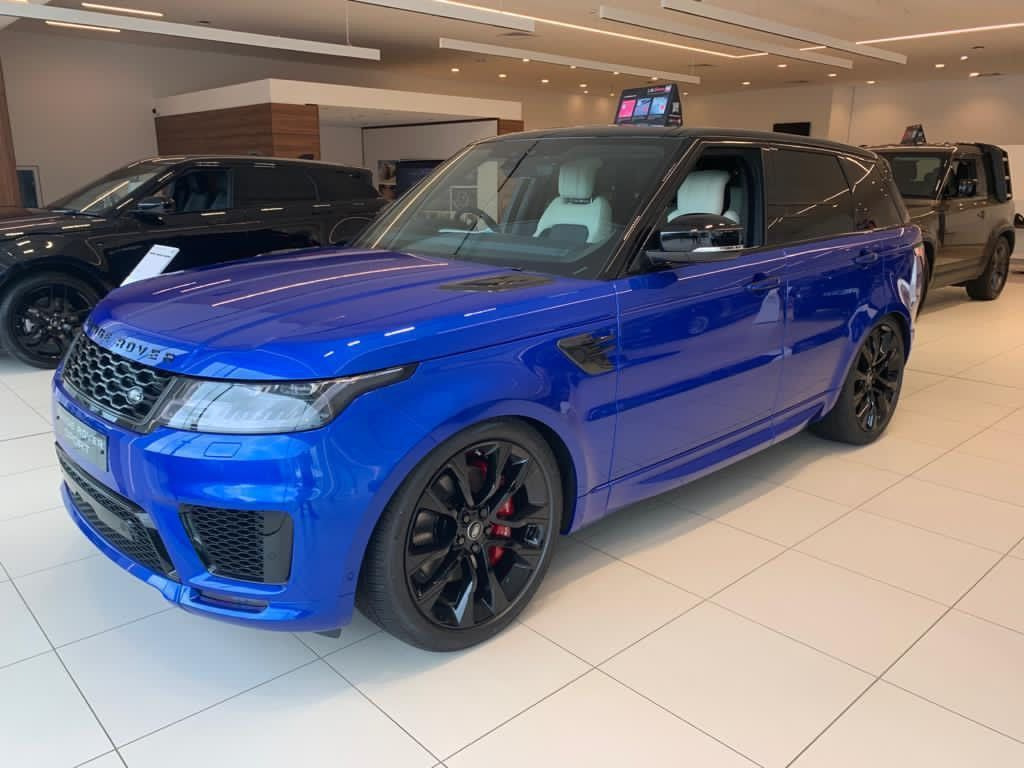 Land Rover Range Rover Sport SUV 3.0 D350 MHEV HST Auto 4WD (s/s) 5dr