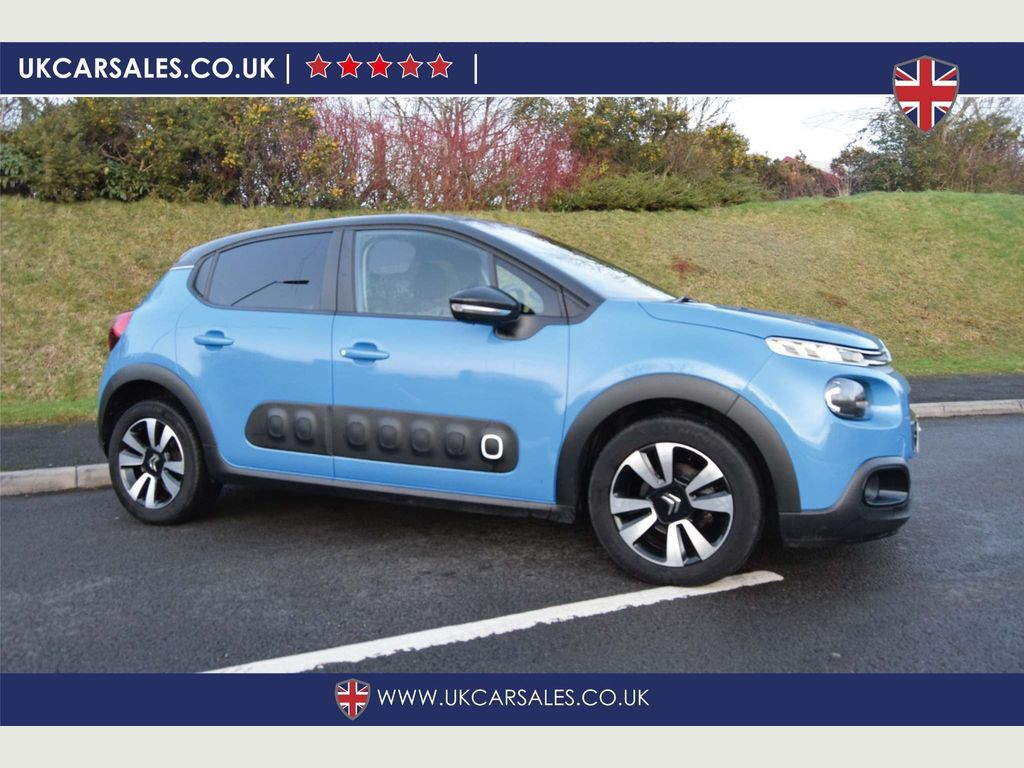 Citroen C3 Hatchback 1.6 BlueHDi Feel (s/s) 5dr
