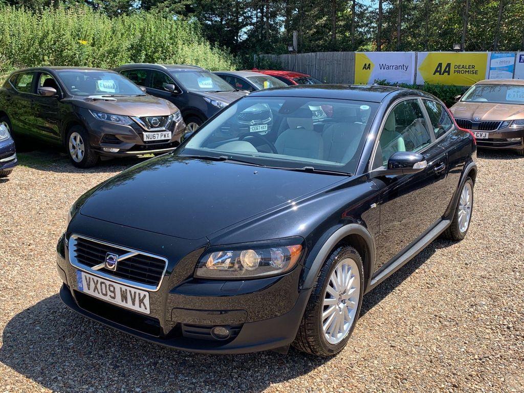 Volvo C30 Coupe 1.6 D DRIVe SE Lux 2dr