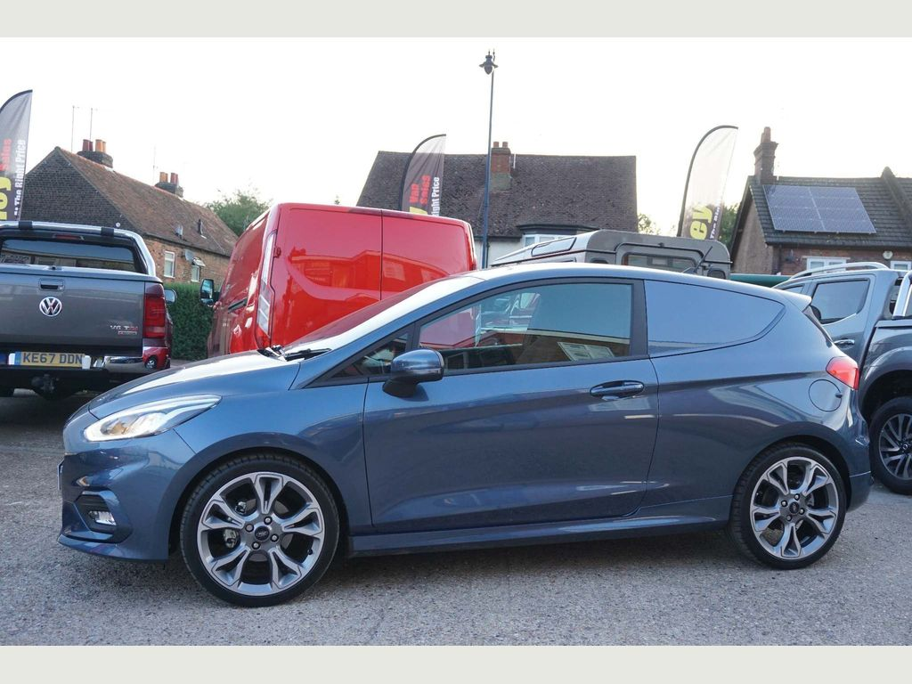 Ford Fiesta Unlisted 1.5 TDCi Sport 3dr