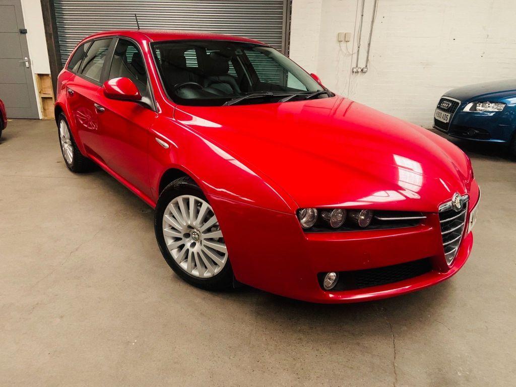 Alfa Romeo 159 Sportwagon Estate 1.9 JTDM 16v Lusso 5dr